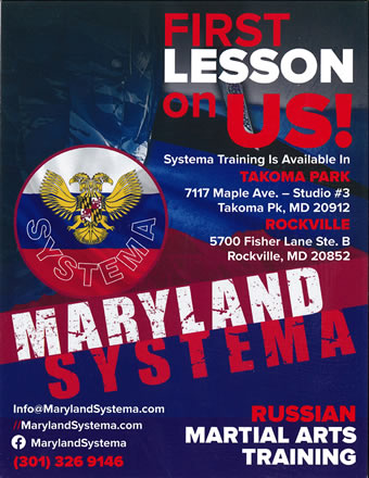 Maryland Systema - Russian Martial Art1-440