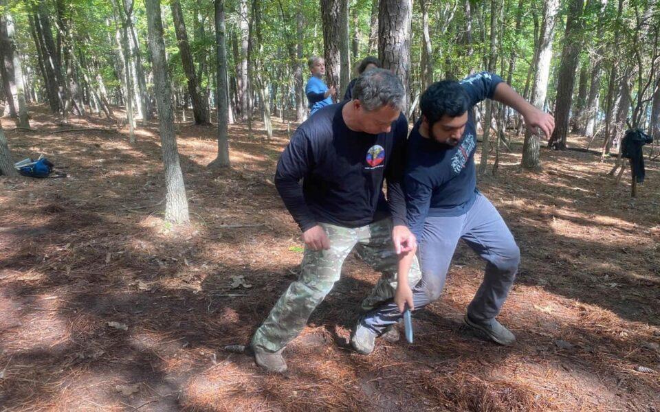 Maryland Systema Training at Mattie J.T Stepanek Park